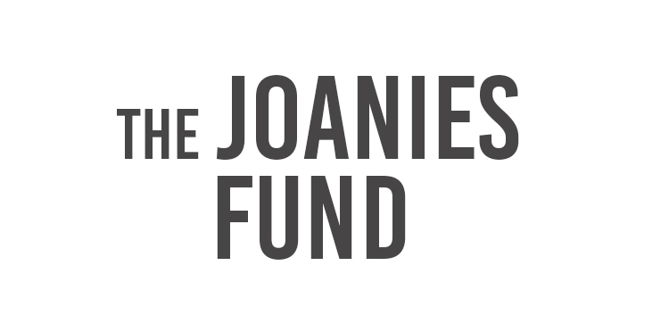 The Joanies Fund logo